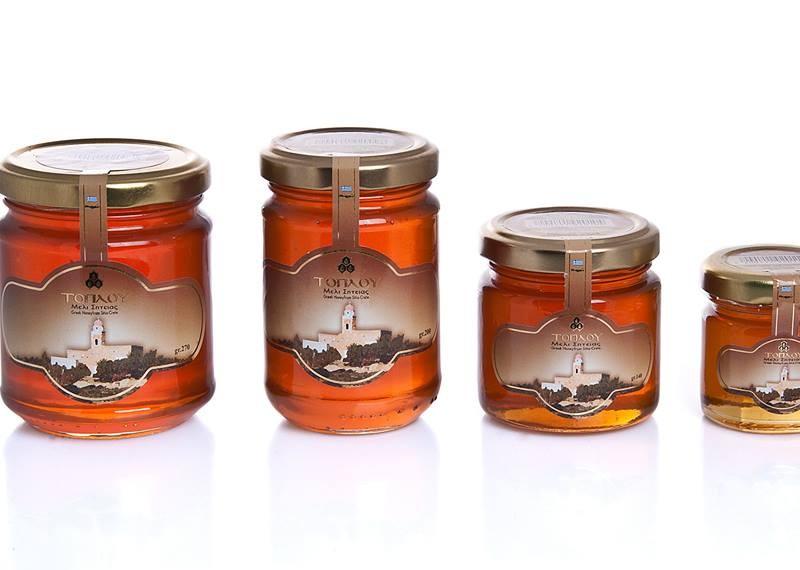 "Standard Honey ""TOPLOU"" pet"