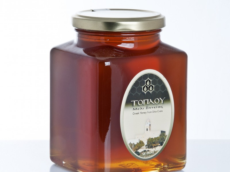 "Quadro Honey ""TOPLOU"""