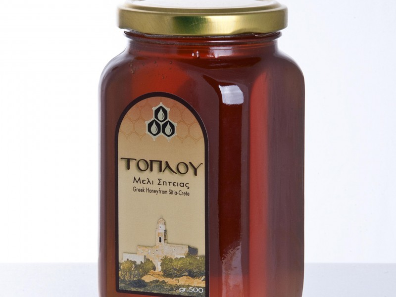 "Mellitage Honey ""TOPLOU"""