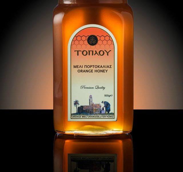 "Orange Honey ""TOPLOU"""