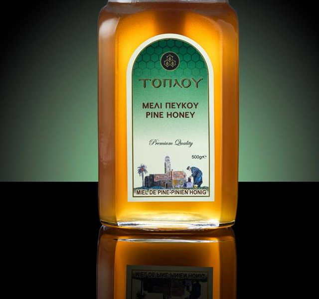 "Pine Honey ""TOPLOU"""