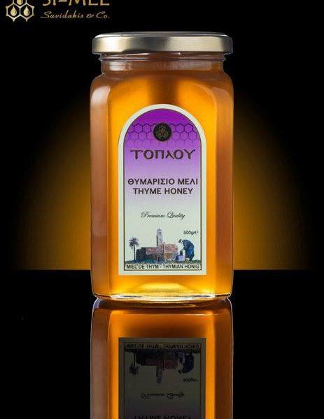 "Thyme Honey ""TOPLOU"""