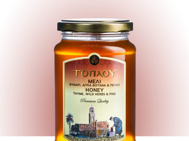 "HONEY ""TOPLOU"""