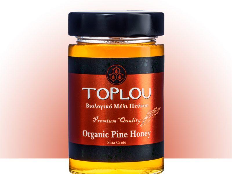 Organic Pine Honey Premium
