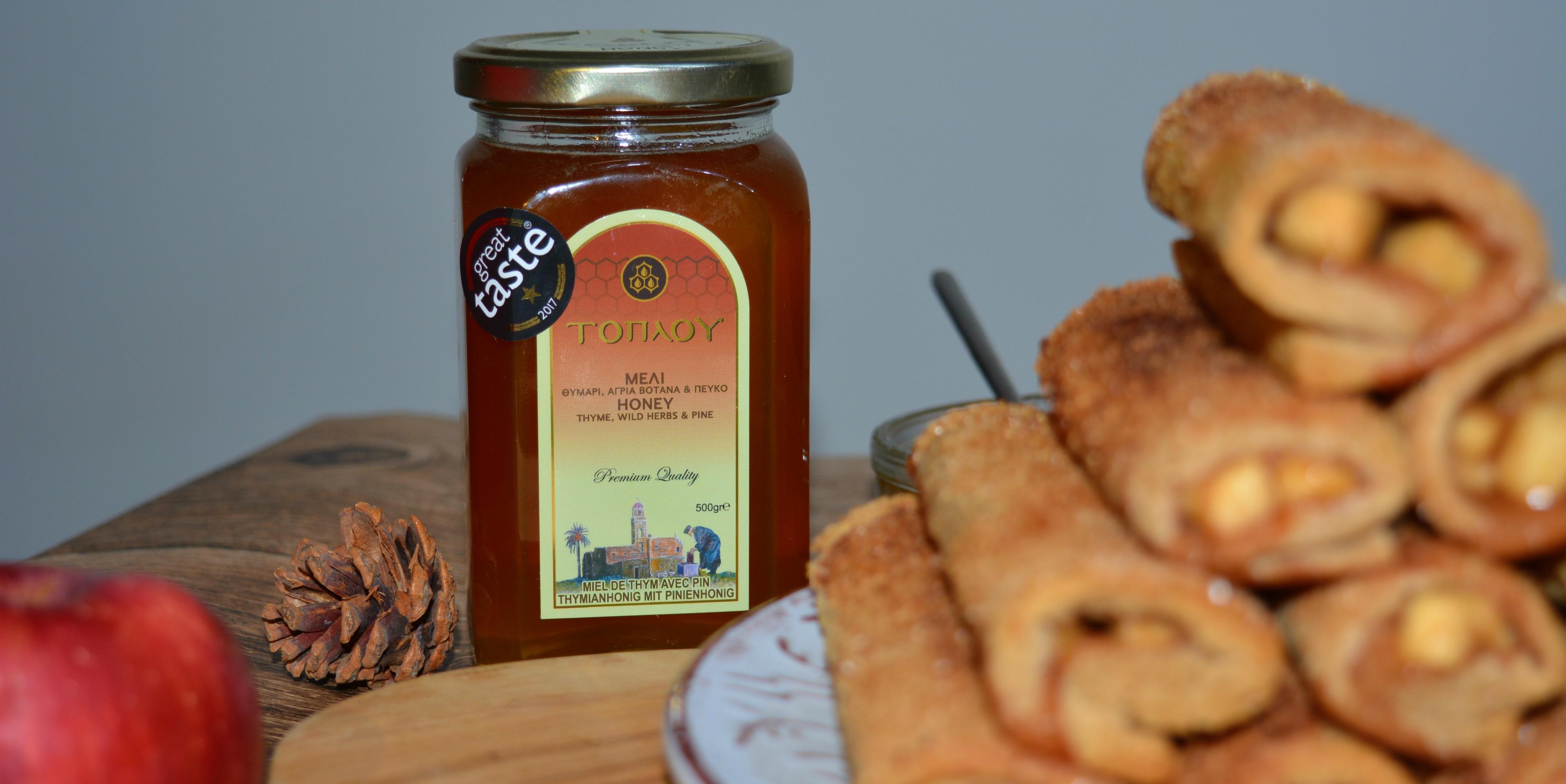 Honey toplou