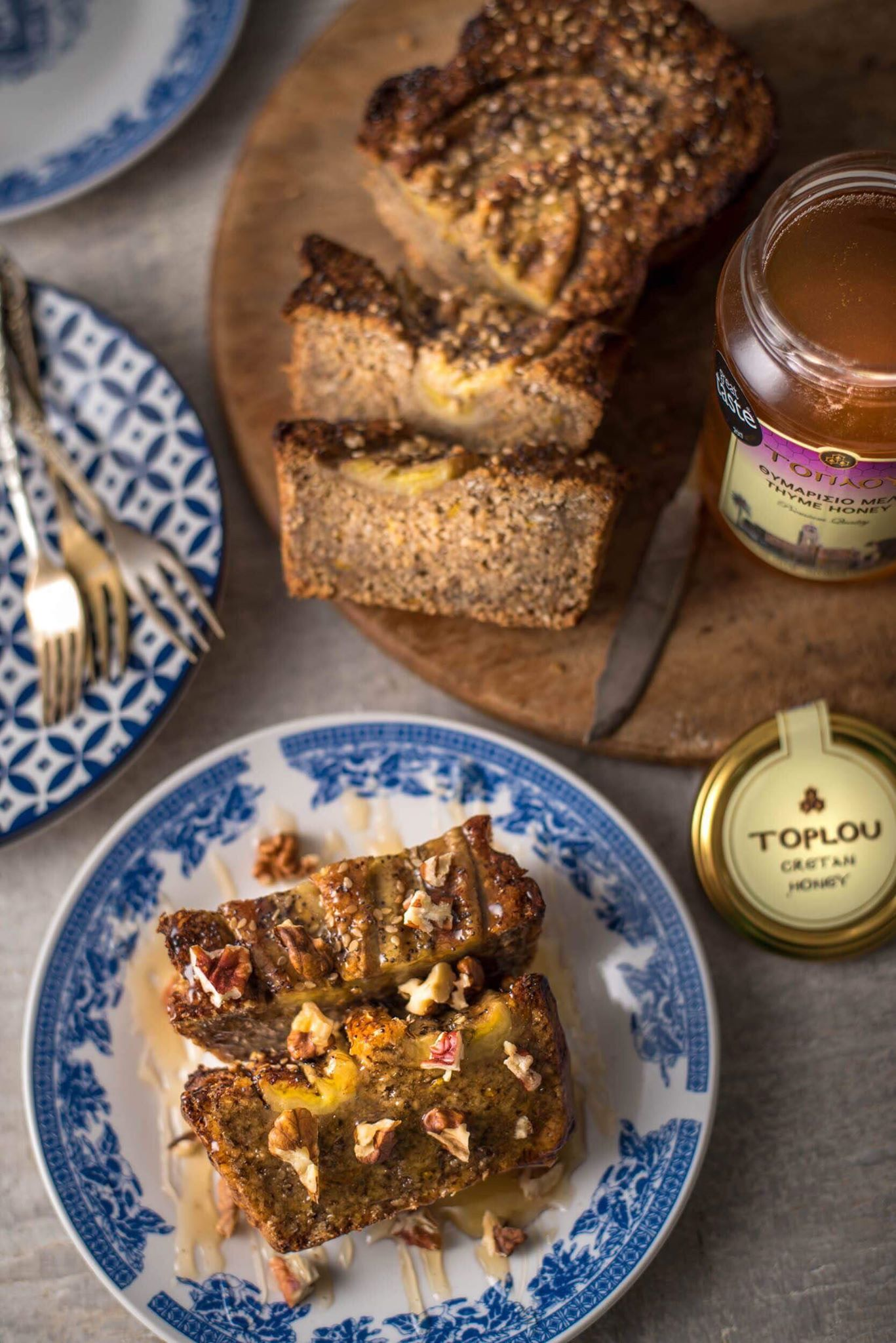 μέλι τοπλού, Honey toplou