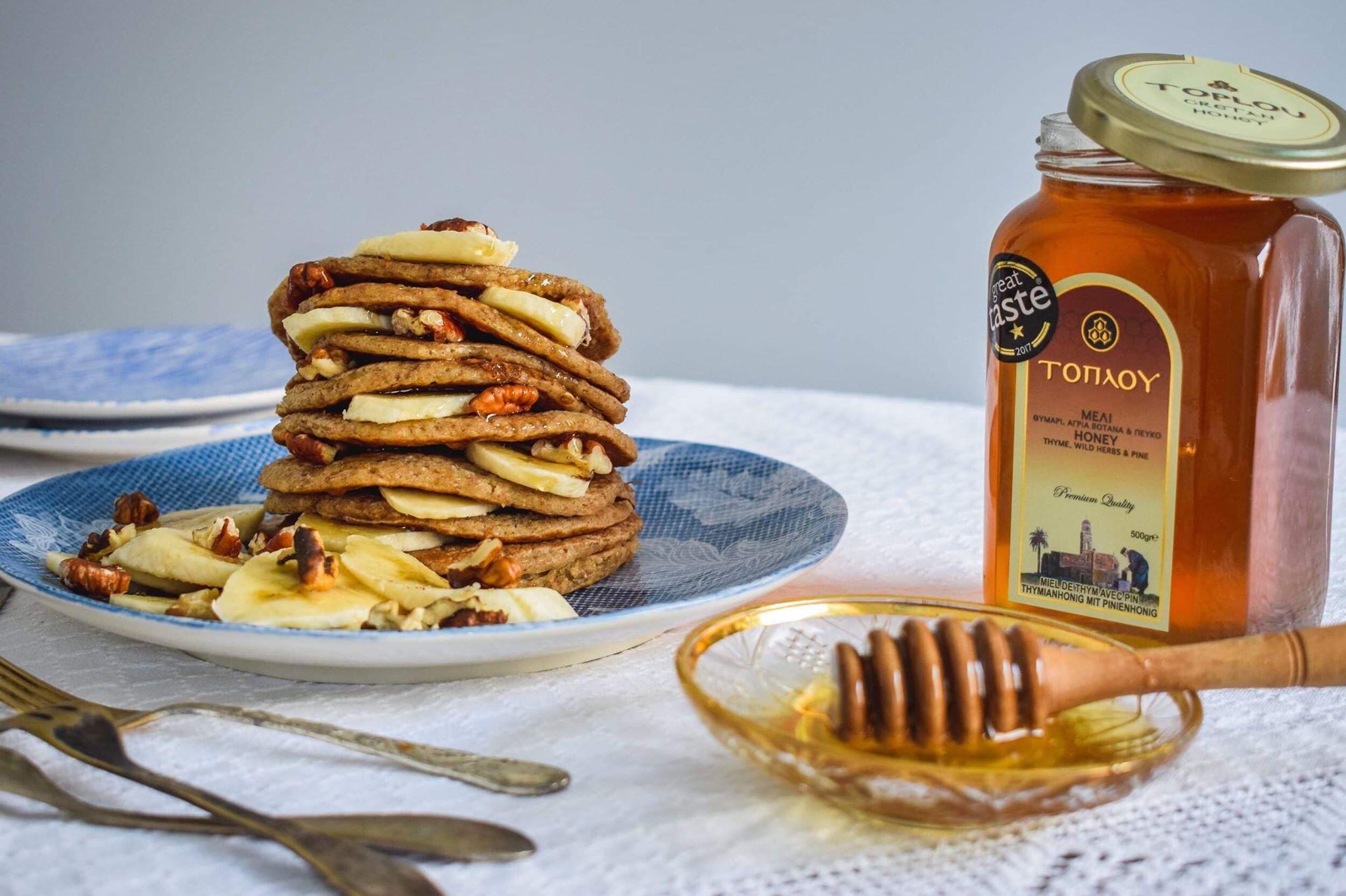 honey toplou, Μέλι τοπλού