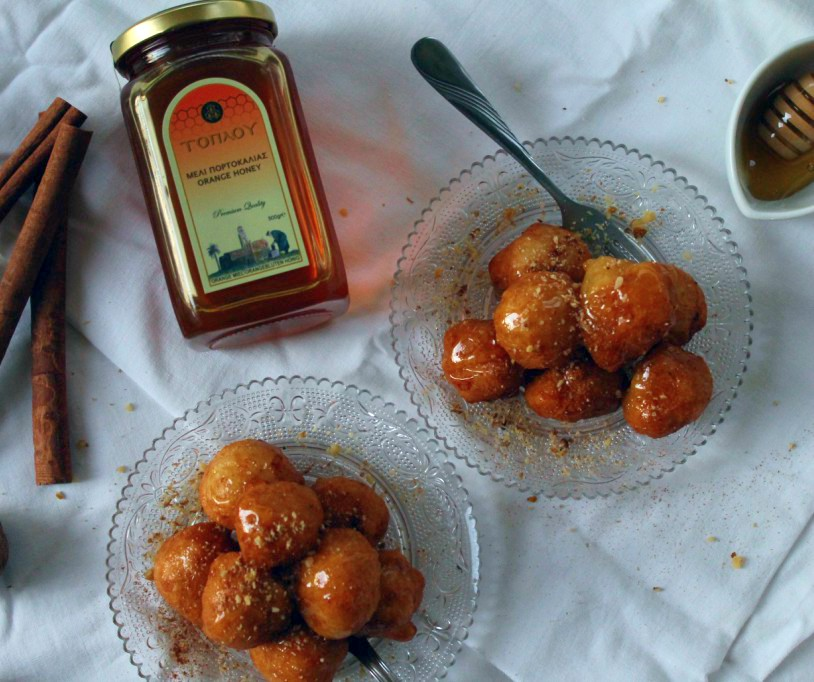 Μέλι Τοπλού Honey Toplou
