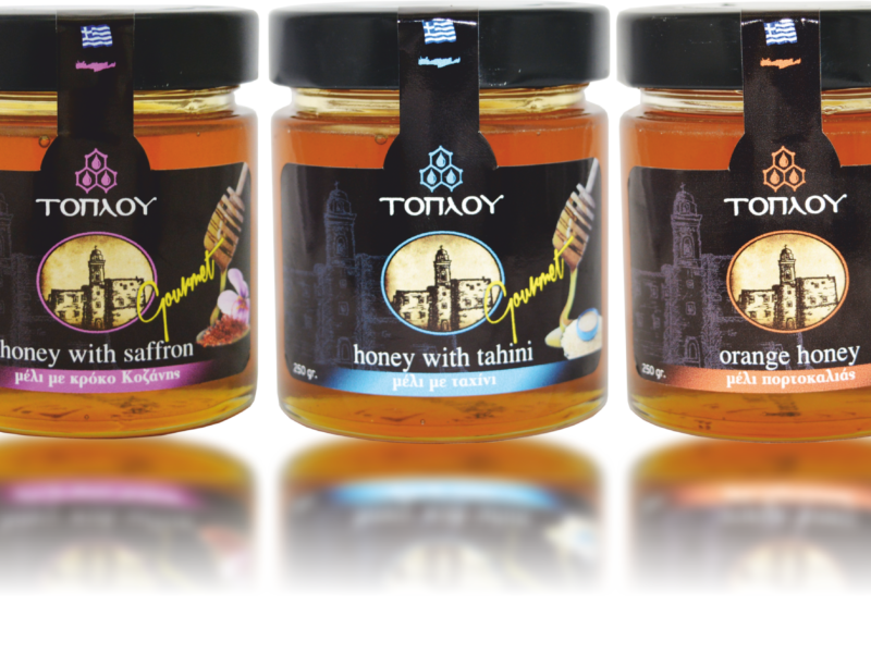 "Gourmet Honey ""TOPLOU"""